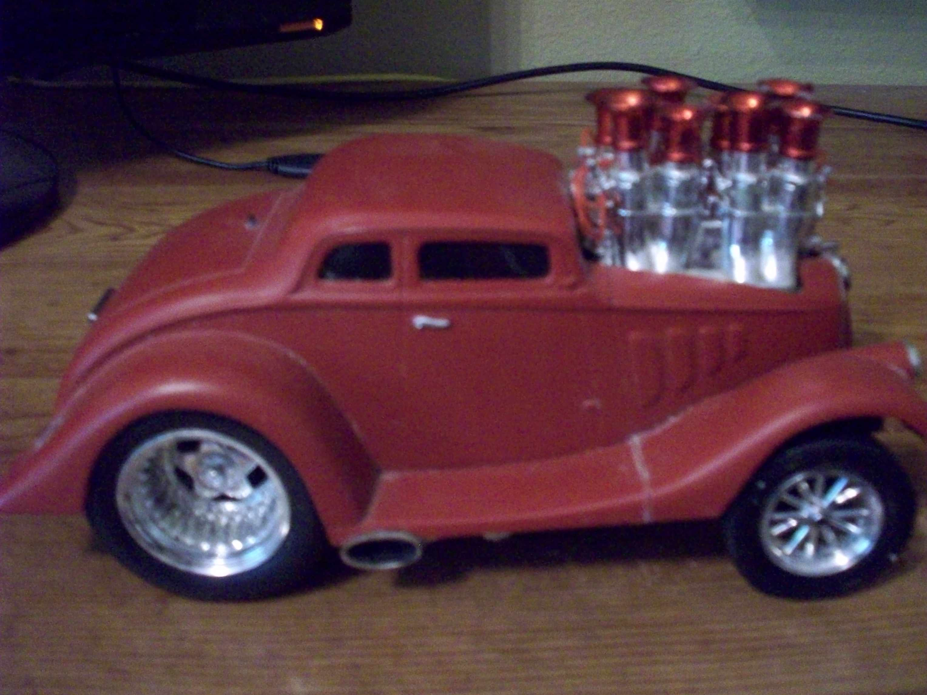 Willis Coupe Hot Rod